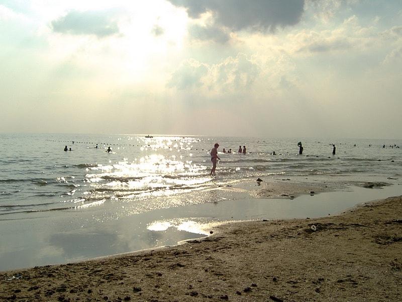 Russian resort cities on the black sea  Rest in Krasnodar